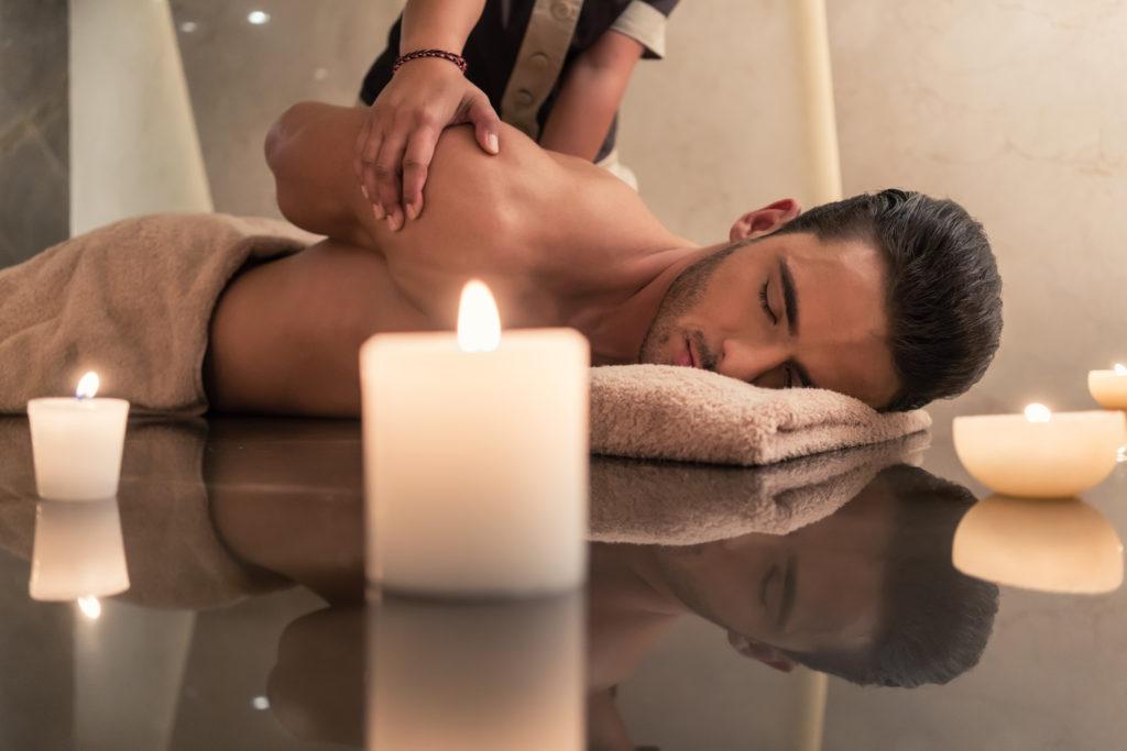 Thai Full Body Oil Massage - Cozy Green Massage-1247
